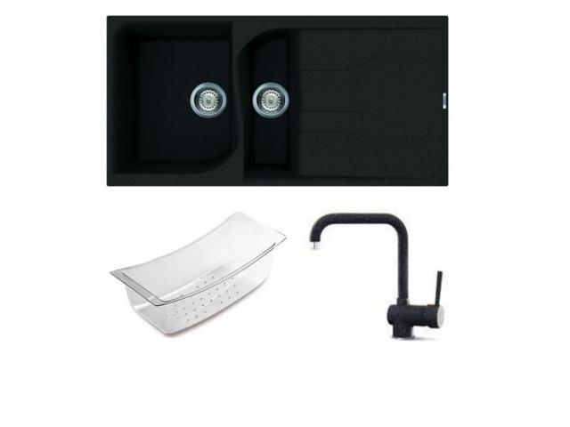 ellec antras t set ankastre elleci evyeler granit evyeler. Black Bedroom Furniture Sets. Home Design Ideas