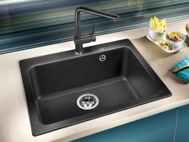 blanco naya 6 ankastre gran t evye ankastre blanco evyeler granit evyeler. Black Bedroom Furniture Sets. Home Design Ideas
